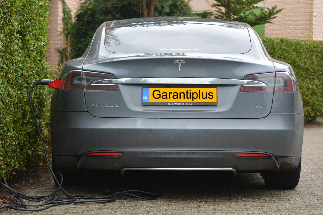 Coche Electrico Garantiplus