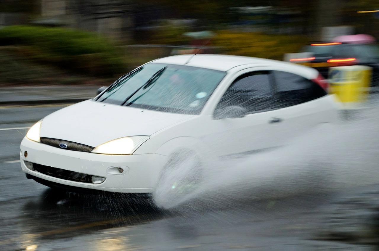 Como preparar tu coche para el frío invierno y la lluvia