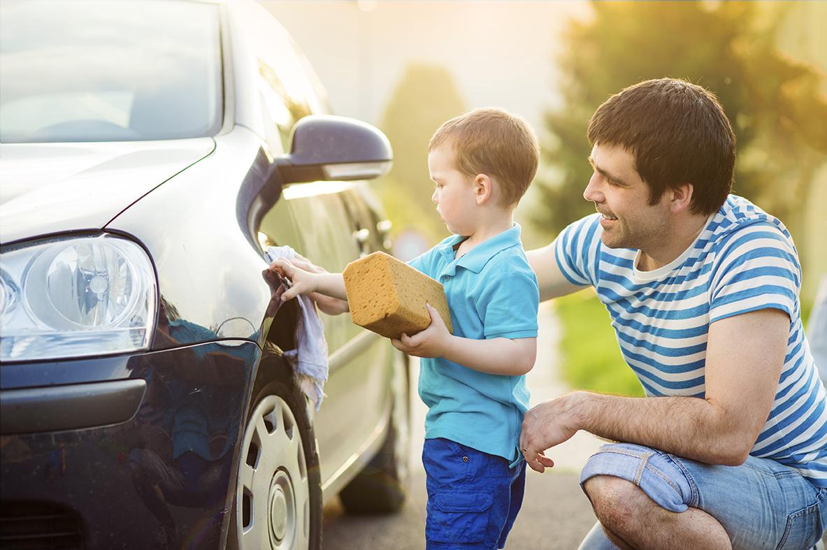 Consejos para el cuidado del coche en verano