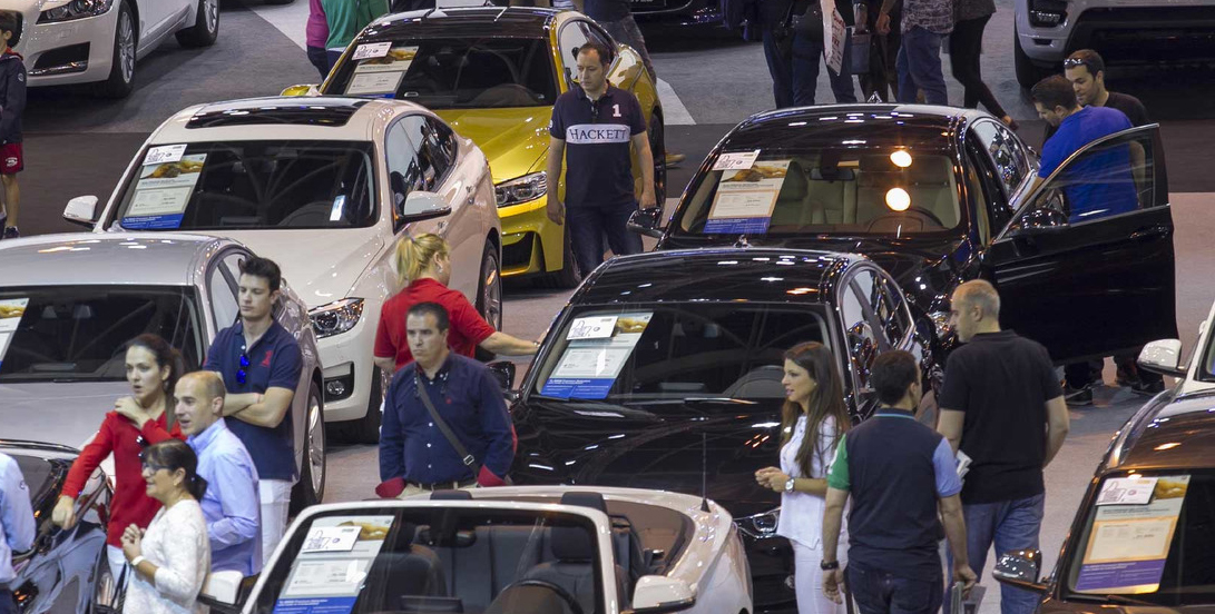 Las ventas de vehículos de ocasión crecen más del 12% en lo que va de año