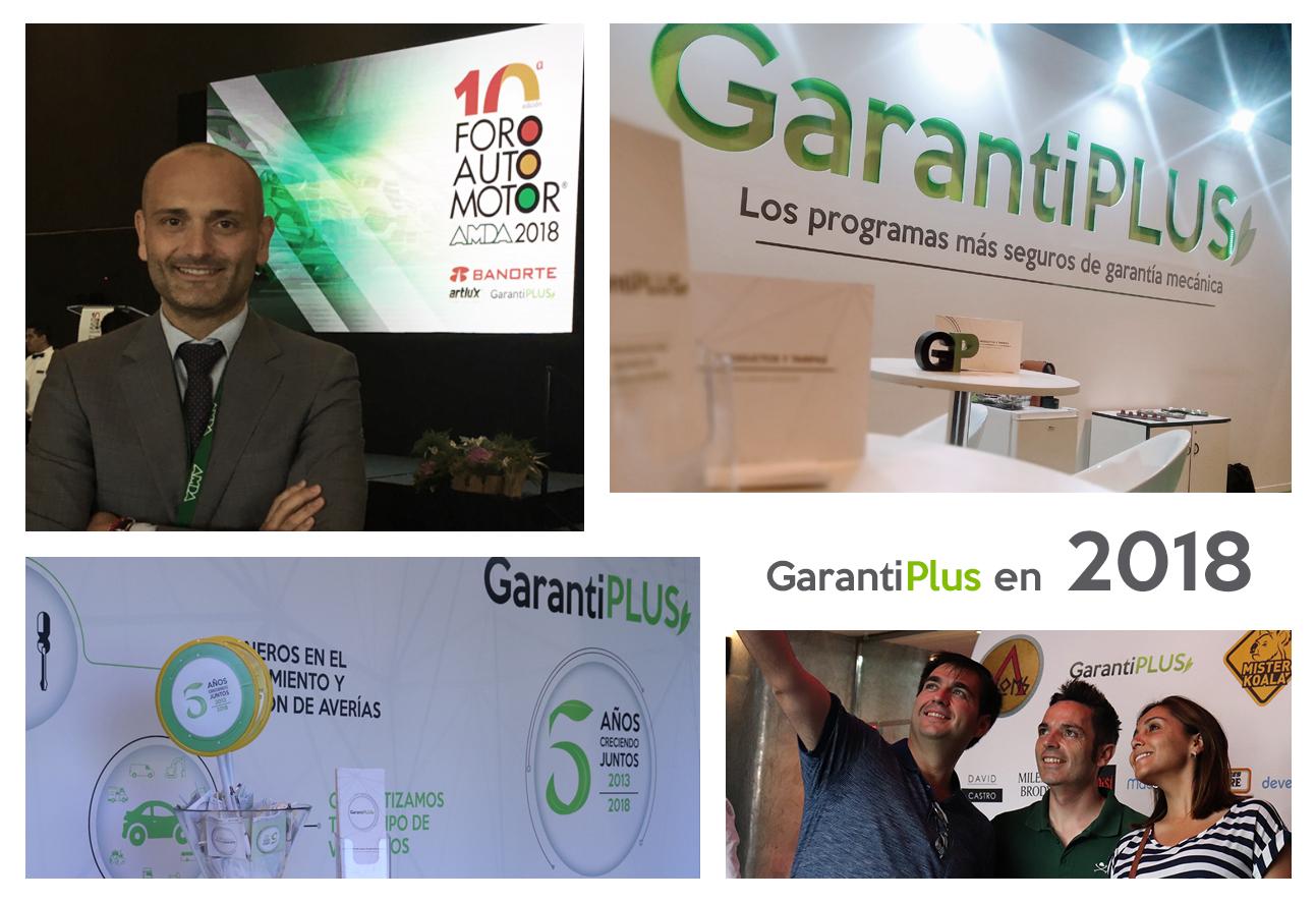 GarantiPlus supera sus retos en 2018