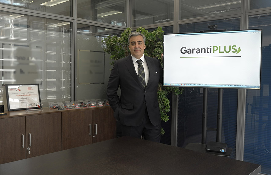 Key Account Manager GarantiPLUS