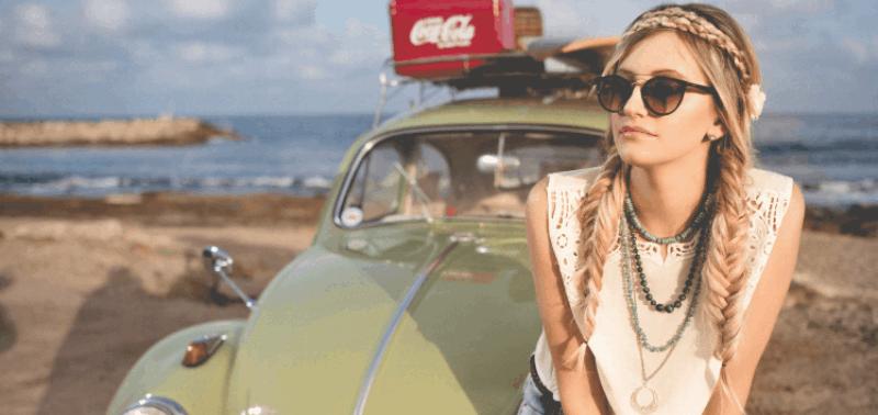 3 formas de proteger tu coche de los rayos del sol en verano