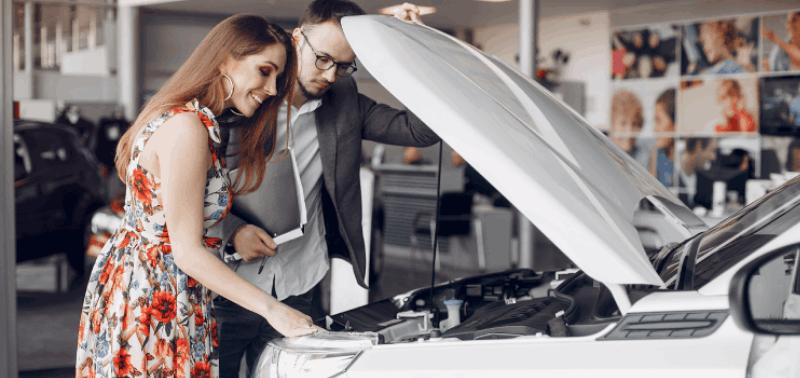 Garantizar coche segunda mano