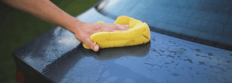 Limpiar carrocería