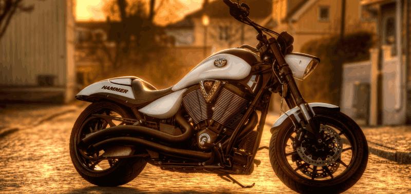 Garantizar moto