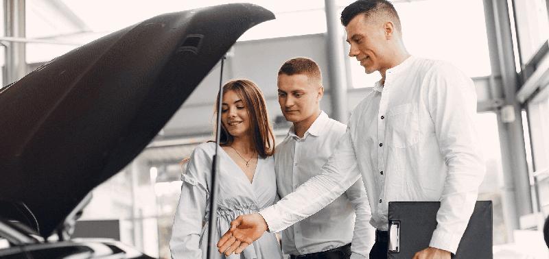 vendedores de coches