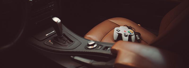 Comprobar el estado del interior de vehículo usado