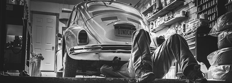 Revisar vehículo de ocasión en el taller