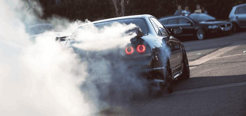 coche contaminante