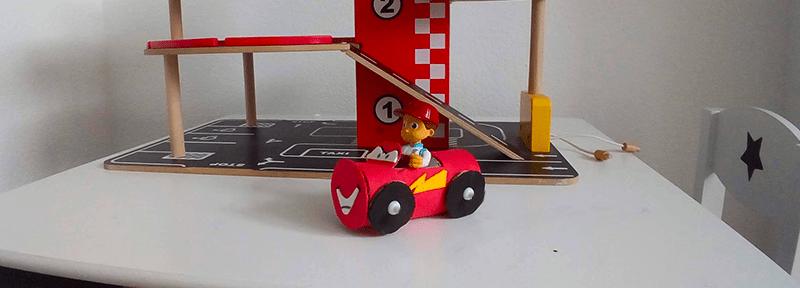 juguete vehiculo