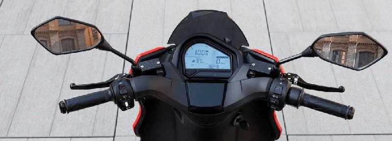 moto electricidad