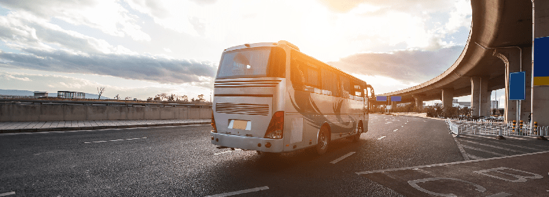 garantizar autobus
