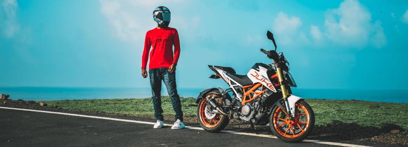 vendedor moto