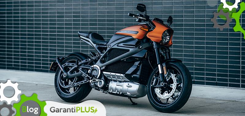 garantizar motocicleta