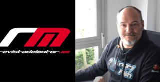Entrevista a revista del motor